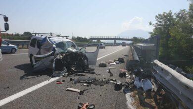 Photo of Incidente sulla A2, sono due le vittime