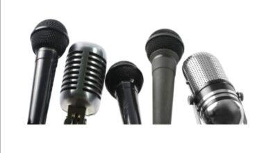 microfoni dichiarazioni