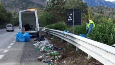 Photo of Al via la pulizia lungo le superstrade del Cilento