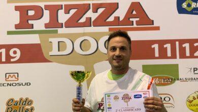 Photo of Un capaccese al Campionato Nazionale Pizza Doc