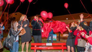 Photo of A Castellabate una panchina rossa contro la violenza sulle donne