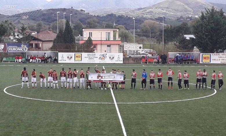 Photo of Promozione: pari per la Virtus Cilento, vittoria per  la Calpazio