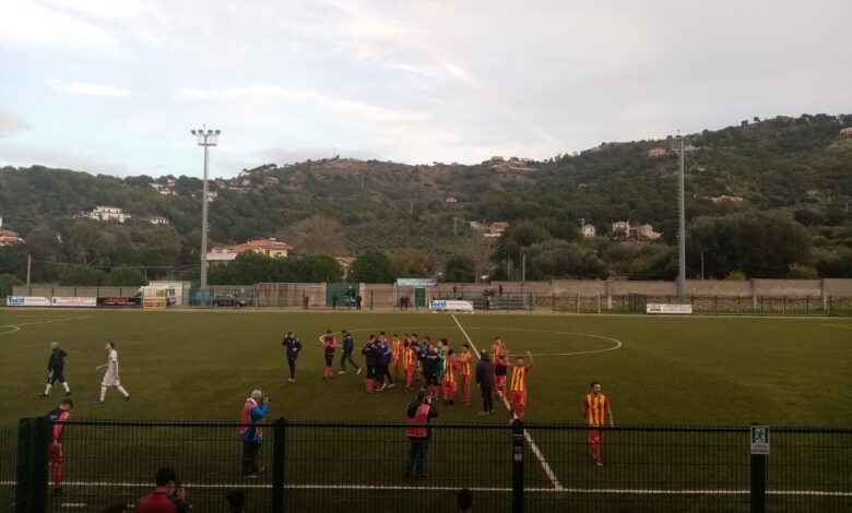 Photo of Eccellenza: la Polisportiva Santa Maria torna al successo, superata la Battipagliese