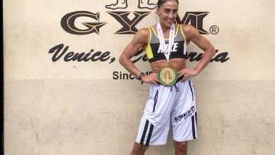 """Photo of Giusy Sansone, di Vallo della Lucania, diventa una """"campionessa olimpica"""""""