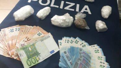 Photo of Polizia arresta coppia salernitana: in casa cocaina e marijuana.