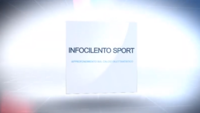 Photo of LIVE | InfoCilento Sport, l'undicesima puntata