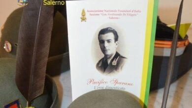 Photo of La guardia di finanza ricorda l'assassinio del cilentano Pacifico Sparano