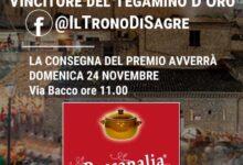 Photo of Tegamino d'oro a Baccanalia