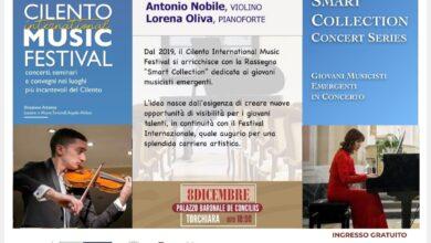 Photo of Cilento International Music Festival: prosegue la rassegna e l'artigianato in mostra