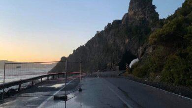 Photo of Maltempo a Marina di Camerota, disagi lungo la strada del Mingardo
