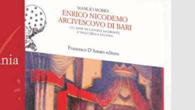 Photo of A Vallo sarà presentato il libro di Morra sull'arcivescono Enrico Nicodemo