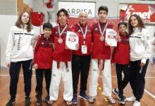 Photo of Campionati italiani di Taekwondo, medaglia di bronzo per il cilentano Alfonso De Marco