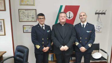 Photo of Ad Agropoli visita del Capo del Compartimento marittimo di Salerno