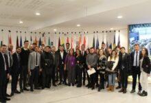 Photo of I Forum dei Giovani della Provincia di Salerno in visita al Parlamento Europeo a Bruxelles