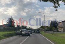 Photo of Roccadaspide, incidente sulla SS166, paura per mamma e bimba