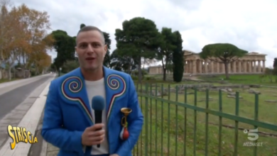 Photo of VIDEO | Striscia la Notizia a Capaccio Paestum