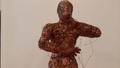 Photo of Padula, per la giornata della memoria in mostra l'opera di Mariateresa Scaramozza