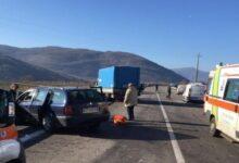 Photo of Incidente sulla Bussentina, tre feriti