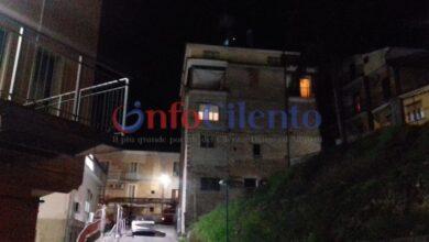 Photo of Vallo, canna fumaria a fuoco nei pressi del centro