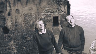 Photo of 1949, Ingrid Bergman e Roberto Rossellini ad Agropoli