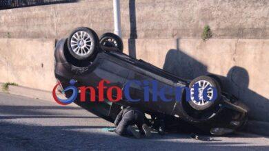 Photo of Sala Consilina, incidente in via Ferraria, un ferito