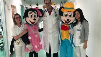 Photo of Una giornata all'insegna del divertimento per i bimbi ricoverati all'ospedale di Polla