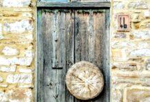 Photo of Una porta e una cesta per accedere alla Storia