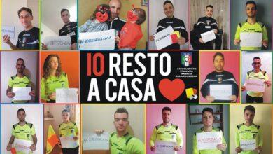 Photo of Sezione AIA Sala Consilina: cartellino rosso al Coronavirus