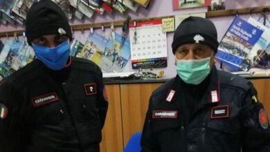 Photo of Da Roscigno 100 mascherine per i carabinieri