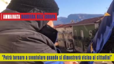 """Photo of """"A Roscigno non sventolerà più la bandiera dell'Europa"""""""