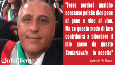 """Photo of Salento, sindaco redarguisce cittadini indisciplinati: """"Siete solo dei poveri imbecilli"""""""