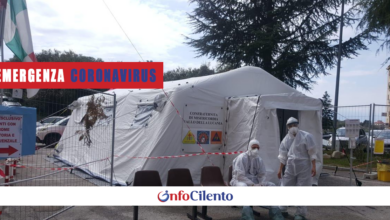 Photo of Coronavirus: apprensione per delle infermiere di Agropoli e Vallo