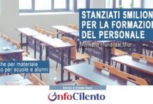 Photo of Didattica a distanza: pioggia fondi per le scuole di Cilento e Diano