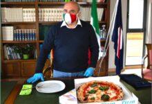 Photo of Santa Marina, Fortunato sfida De Luca: sì alla pizza a domicilio