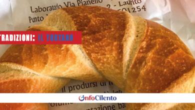 Photo of A Laurito il tortano benedetto in dono alle famiglie del paese