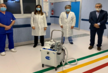 Photo of Bcc di Aquara dona dispositivo per la disinfezione all'ospedale di Roccadaspide