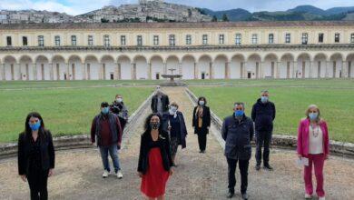 Photo of Prima visita a Padula per il nuovo direttore della direzione regionale musei