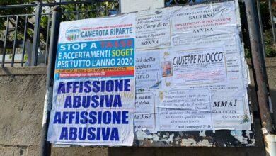 Photo of Camerota, manifesti abusivi della minoranza: non hanno pagato la tassa