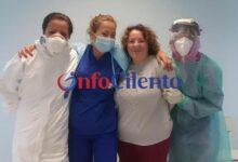 Photo of Vallo della Lucania: guarita l'ultima paziente covid