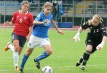 Photo of Calcio femminile: Elisa Lecce la cilentana che si tinse d'azzurro