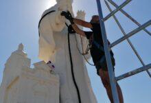 Photo of Agropoli: ripristinata la Statua della Madonna di Costantinopoli