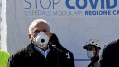 Photo of Campania, nuove regole per l'utilizzo delle mascherine