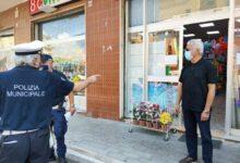 Photo of Senza mascherine al chiuso, prime multe a Salerno
