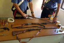 Photo of Morigerati: armi nascoste in casa e nel pollaio, arrestato