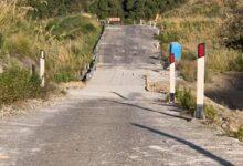 Photo of Pisciotta: lavori sulla strada di Rizzico in attesa della variante