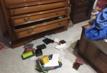 Photo of Furto ad Auletta, ladri messi in fuga dal proprietario dell'appartamento