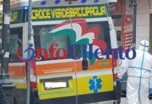 Photo of Caggiano, ricoverato in ospedale il 66enne positivo al covid