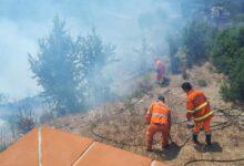 Photo of Incendio a Centola: squadre impegnate per ore nello spegnimento