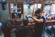 "Photo of ""Champions Barber Cup"" in gara il cilentano Elyes Dridi"