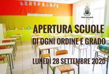 Photo of Agropoli, a scuola solo il 28 settembre